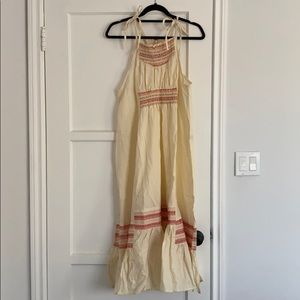 Free people maxi summer dress